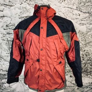 The North Face Hooded Parka Shell